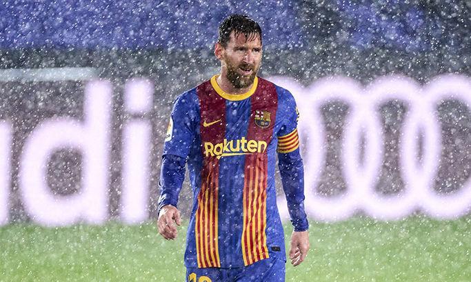 Барселона при Месси выиграла 38 процентов своих титулов