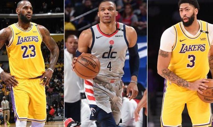 Пока вы следите за Олимпиадой, НБА заметно изменилась