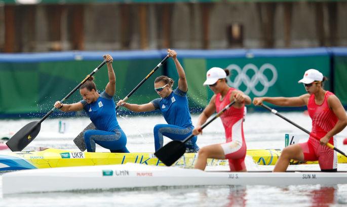 Каноэ-одиночка. Людмила Лузан - серебряный призер чемпионата мира на дистанции 500 метров