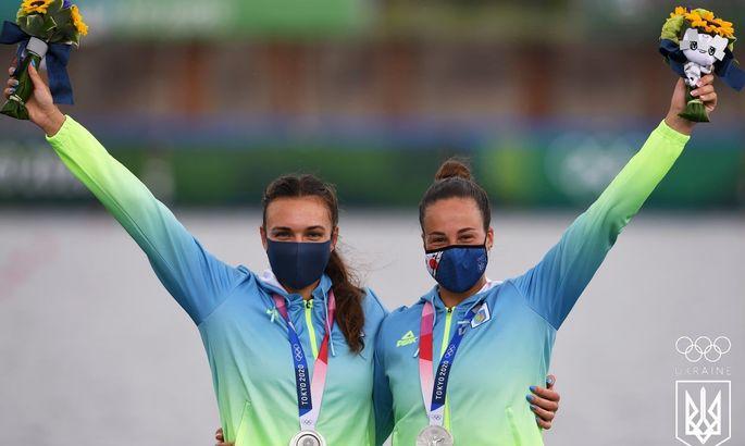 Байдарки и каноэ. Украинки Лузан и Четверикова - чемпионки мира на дистанции 500 метров