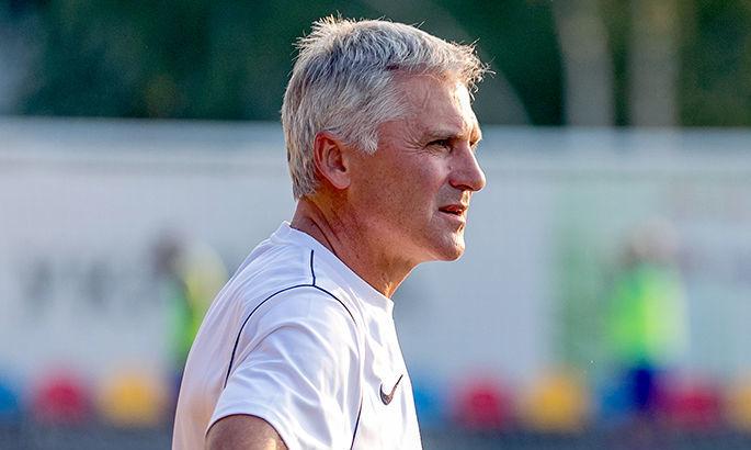 """11:0 – Бузник из """"Левого берега"""" лучший тренер тура Второй Лиги"""