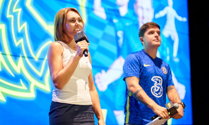 Parimatch представил партнерство с официальным фан-клубом Челси в Украине