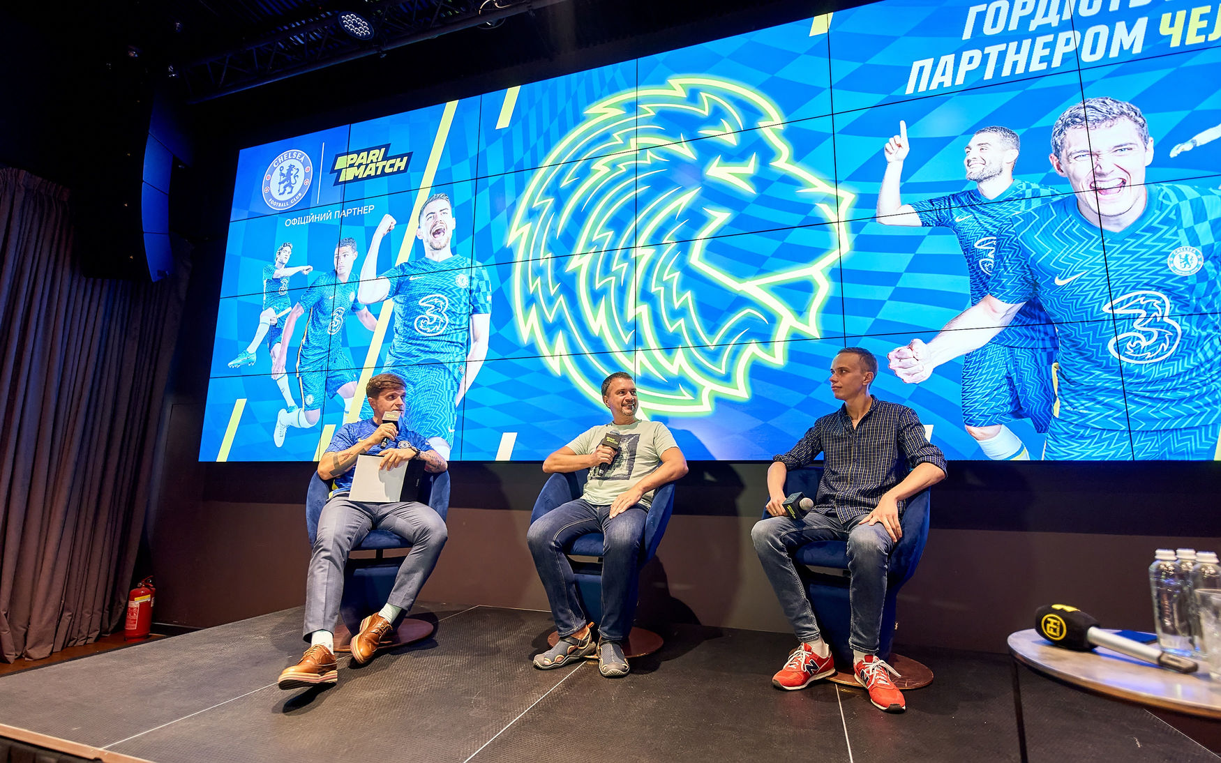 Parimatch представил партнерство с официальным фан-клубом Челси в Украине - изображение 3