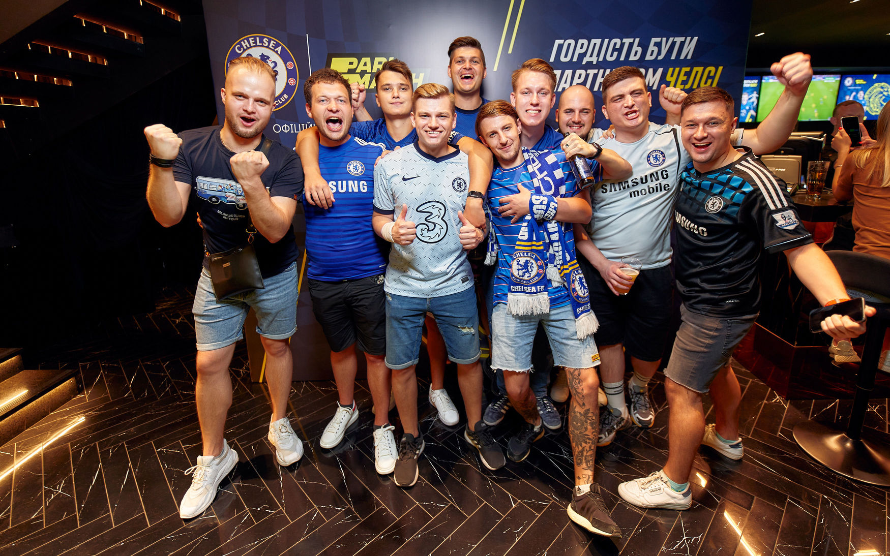 Parimatch представил партнерство с официальным фан-клубом Челси в Украине - изображение 5