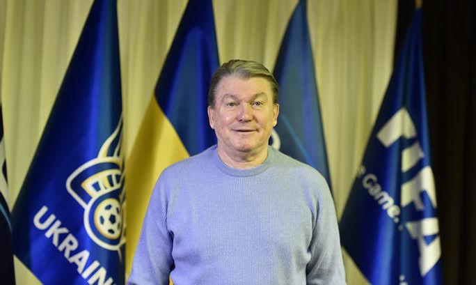 Официально: Блохин и Михайличенко сменили Маркевича на должности в УАФ