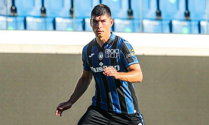 Малиновский провел почти целый второй тайм в игре с Фиорентиной и стал лучшим игроком Аталанты