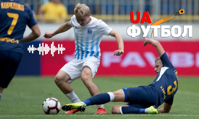 Десна – СК Днепр-1. АУДИО онлайн трансляция матча 4-го тура УПЛ
