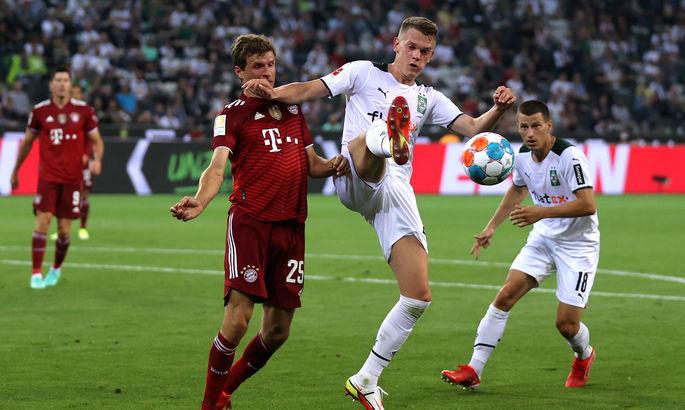 Боруссія Менхенгладбах - Баварія 1:1. Важкий старт чемпіона