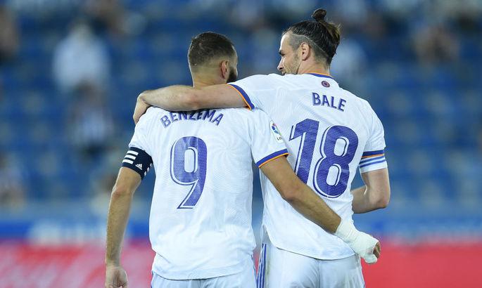 Легкий старт для сливочных. Алавес - Реал 1:4. Видео голов и обзор матча