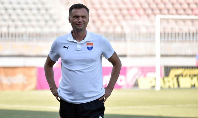 Остап Маркевич: Общался с руководством клуба - пришли к выводу, что команде нужно усиление