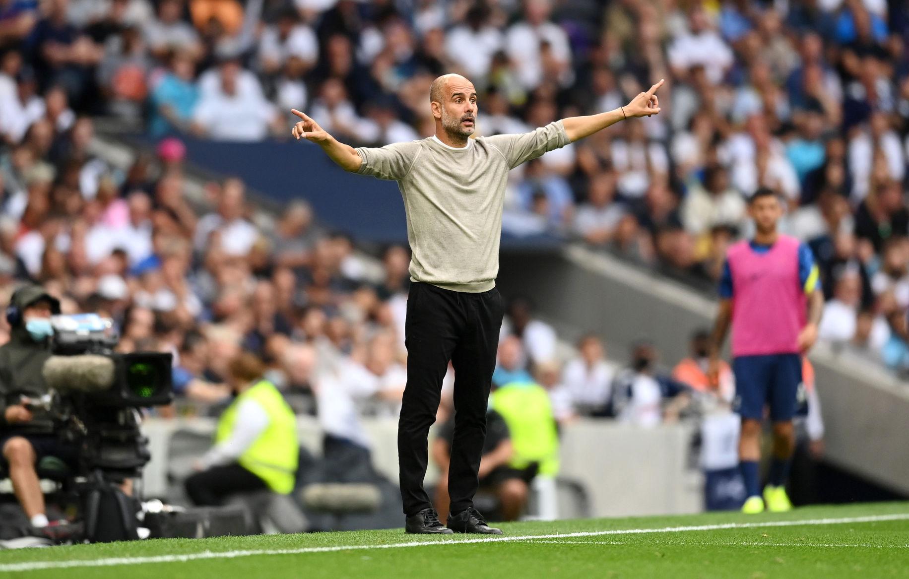 Тоттенхэм - Манчестер Сити 1:0. Игра без форвардов – бессмысленна - изображение 2