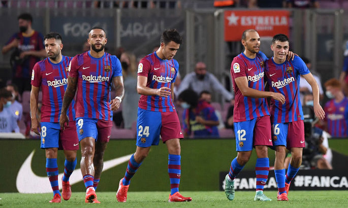 Барселона огласила заявку на матч с Баварией