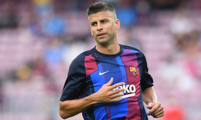 Пике: Некоторые футболисты Барселоны чувствуют себя обманутыми Жозепом Бартомеу