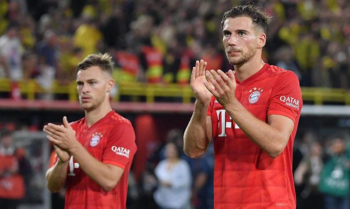 Бавария не будет любой ценой удерживать Киммиха и Горецку