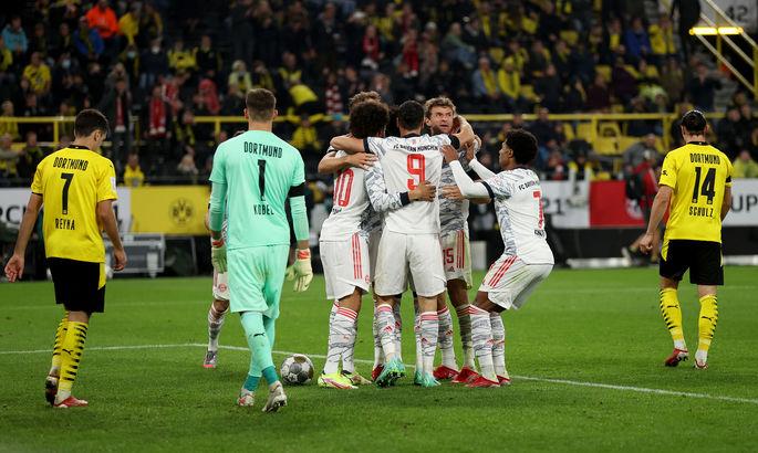 Суперкубок Германии. Боруссия Д –Бавария 1:3. Первый трофей Нагельсманна