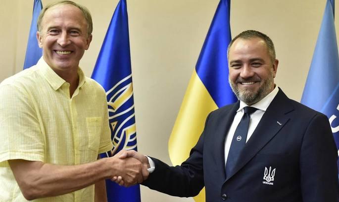 Офіційно. Збірна України отримала нового головного тренера
