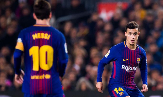 Предложили 10-й номер. Барселона готова оставить Коутиньо в команде