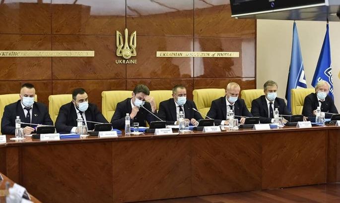 Павелко: Петраков заслуженно получил единогласную поддержку исполкома УАФ