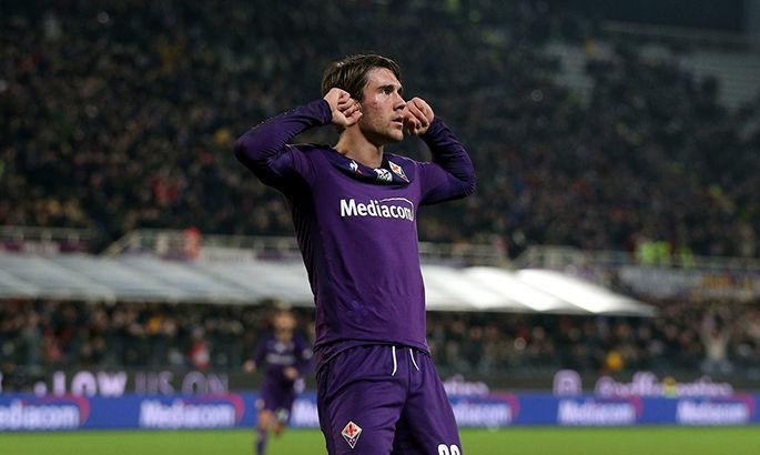 Мадридский Атлетико предложил Фиорентине 75 млн за нападающего. Фиалки хотят удержать игрока