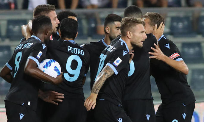 Серия А. Аталанта вырывает победу на 93-ей минуте, победа Сарри и Лацио