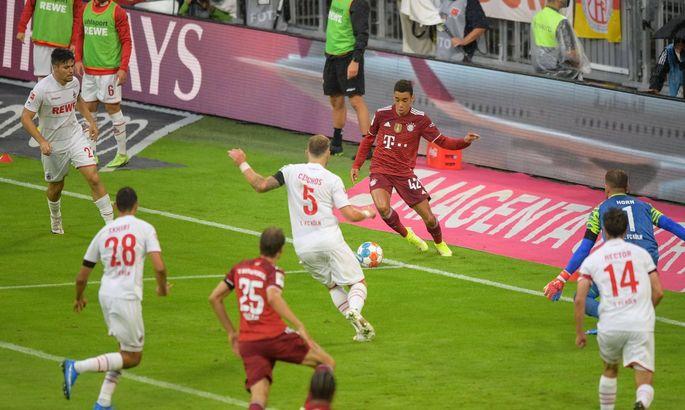 Довелось напружитися. Баварія – Кельн 3:2. Огляд матчу та відео голів