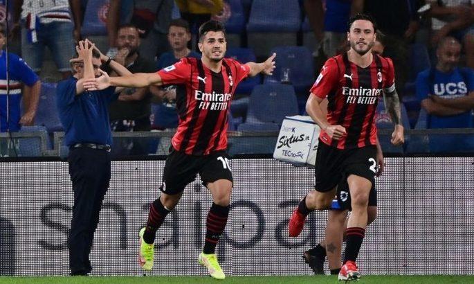 Серия А. Милан побеждает Сампдорию в вязкой битве