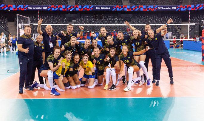 Украинки в 1/8 финала Евро-2021 сыграют с Польшей