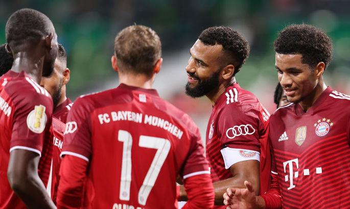 ВИДЕО, как Бавария забила 12 голов в матче Кубка Германии