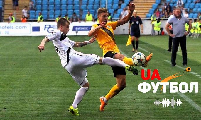 Черноморец – Александрия. АУДИО онлайн трансляция матча 6-го тура УПЛ