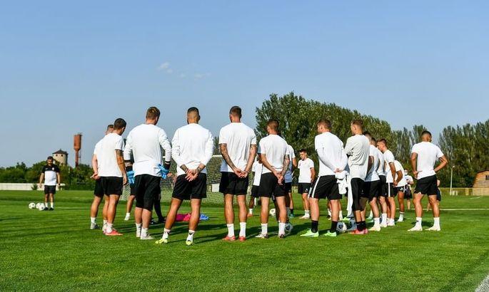 Заря опубликовала заявку на матчи группового этапа Лиги конференций