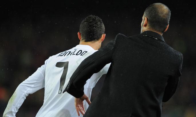 Гвардиола не хочет начинать сезон АПЛ без нападающего – Сити готов платить Юве за Роналду
