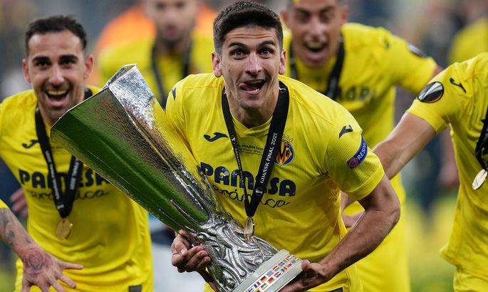 Лидер атак Вильяррреала признан лучшим футболистом прошлого розыгрыша Лиги Европы