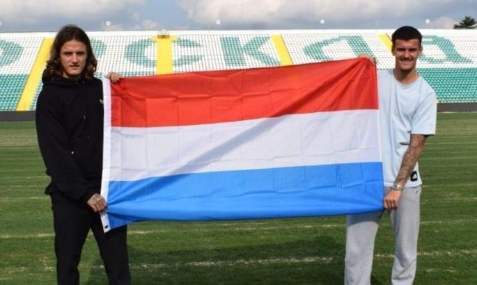 Оливье Тилль: Ворскла вообще без проблем стала бы чемпионом Люксембурга