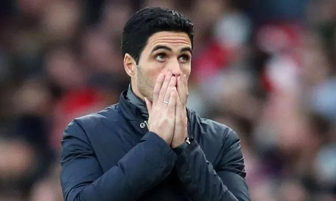 Арсенал впервые за 67 лет проиграл три стартовых матча сезона в АПЛ