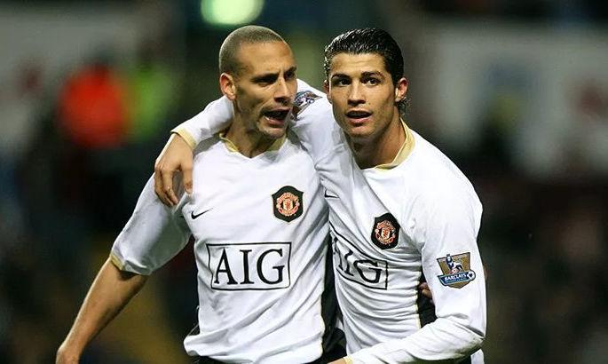 Роналду обсуждал с Фердинандом возможный эффект от перехода в Сити