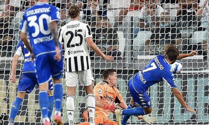 Серия А. Ювентус - Эмполи 0:1. Хуже, чем в предыдущем сезоне