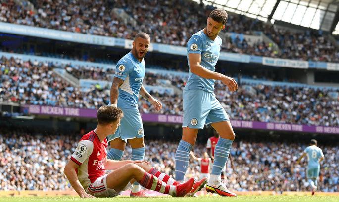 Канониры замолчали. Манчестер Сити - Арсенал 5:0. Видео голов и обзор матча