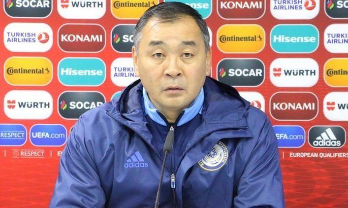 Тренер збірної Казахстану захворів на коронавірус