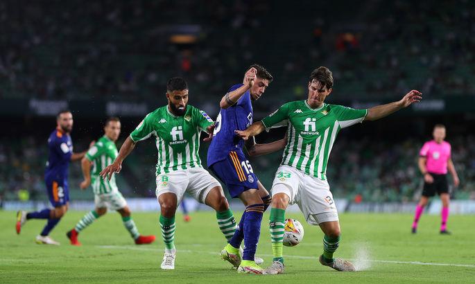 Выстрадали. Бетис - Реал 0:1. Видео гола и обзор матча