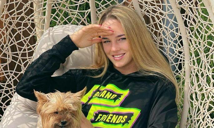 Билодид стала судьей на конкурсе Мисс Украина Вселенная. Фото