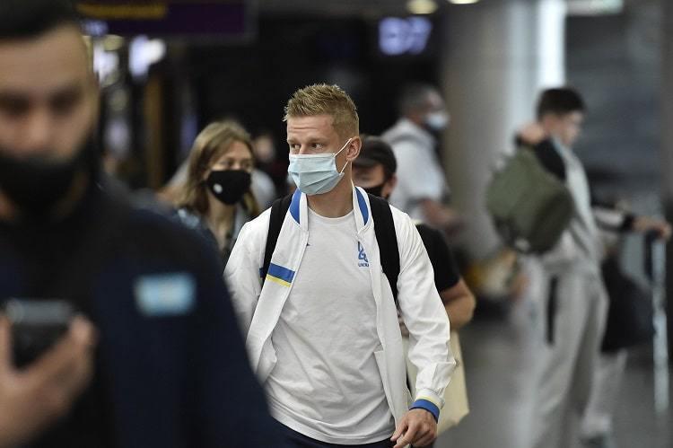 Сборная Украины вылетела в Казахстан. Яремчук и другие легионеры присоединятся к команде вечером - изображение 5