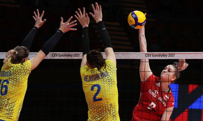 Украинки в бою проиграли Польше в плей-офф Евро-2021