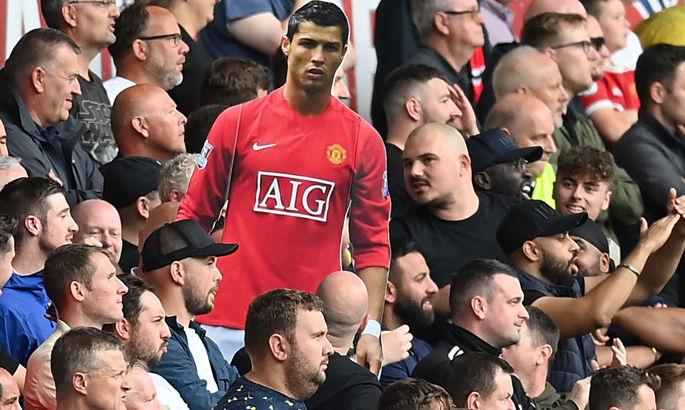 Роналду уже прошел медосмотр в МЮ. Де Хеа назвал камбэк Криштиану в Манчестер мечтой