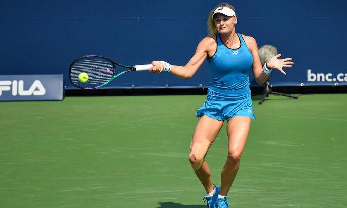 Ястремская не подала на матч и проиграла Кербер на US Open. Как это было