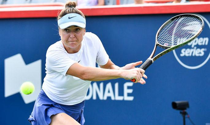 Свитолина на классе вышла в 3-й раунд US Open. Как это было