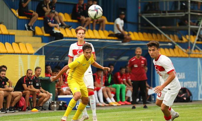 Украина U-17 по пенальти проиграла Турции в финале Кубка Банникова