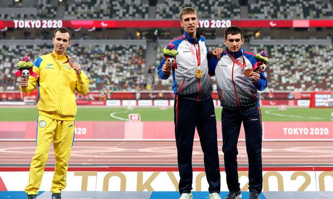 Украинцы Цветов и Мажула - серебряные призеры Паралимпийских игр 2020
