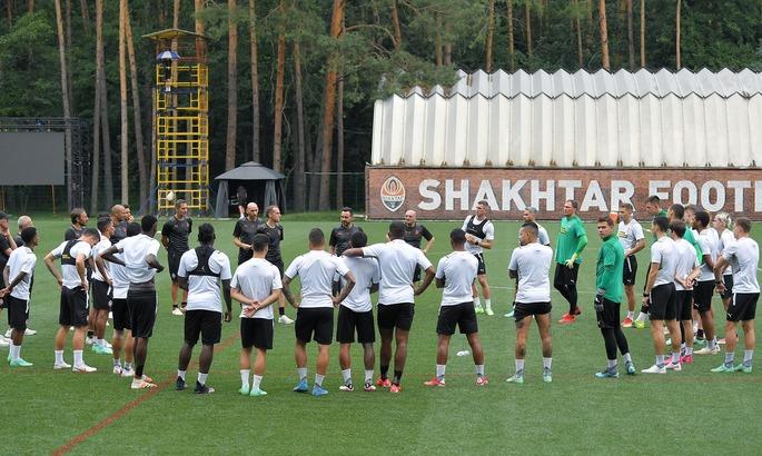 Коноплянка, Мораес, Бондаренко і ще 27 гравців у заявці Шахтаря на групу ЛЧ