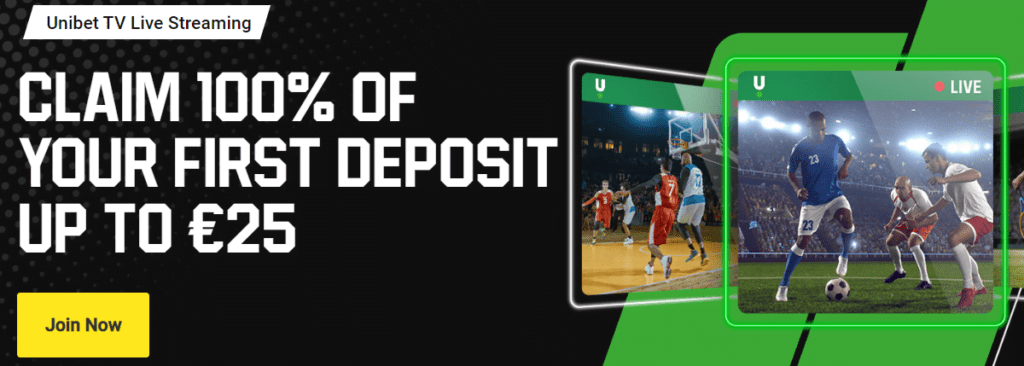 unibet welcome offer for new members