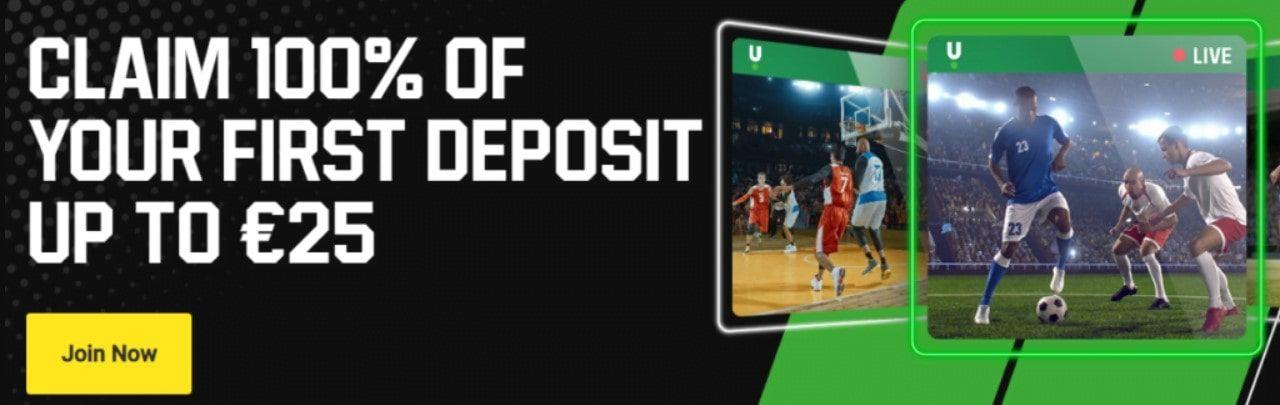 unibet first deposit bonus